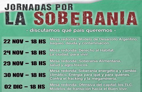 ACTIVIDAD SUSPENDIDA Mesa redonda: Ofensiva del capital: los TLC