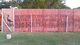 Vecinos de Vicente López en Defensa del Arroyo Raggio