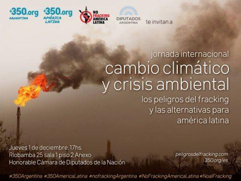 Cambio Climático y Crisis Ambiental