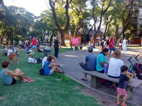 Asamblea de Vecinos del Parque Patricios