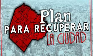 Plan para recuperar la Ciudad