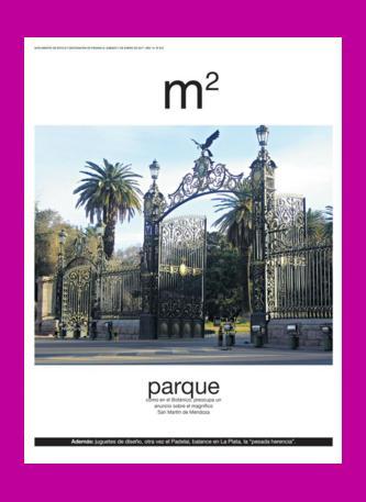 Suplemento m2 de Página/12 – Índice