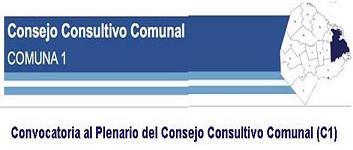 Convocatoria al Plenario del Consejo Consultivo Comunal (C1)