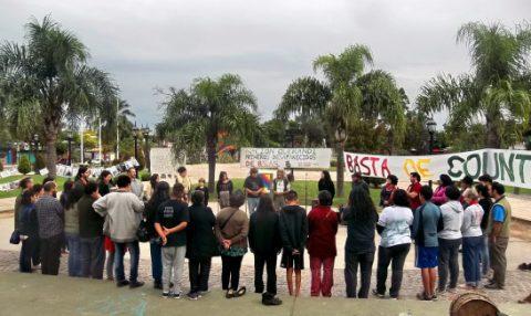 II Festival de las Pueblos Originarios en la Plaza de Benavidez