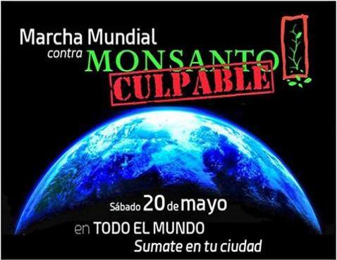 Marcha mundial contra Monsanto