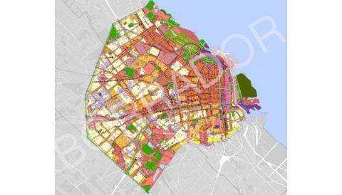 Foro participativo por el nuevo código urbanístico en la sede Comunal 12