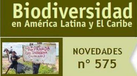 Biodiversidad en América Latina #575