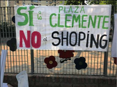 Encuentro por la Plaza Clemente