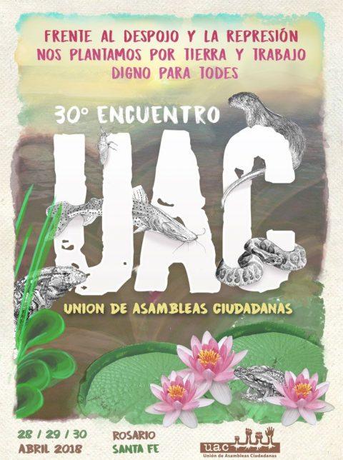 30º Encuentro Unión de Asambleas Ciudadanas