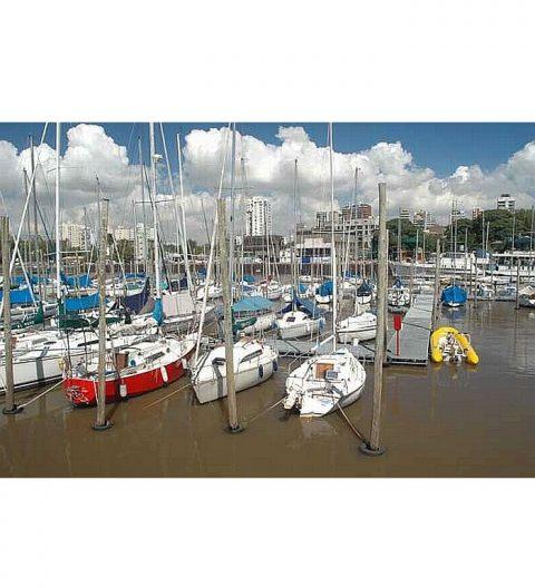 Por una Plaza en Manzana 41a del Puerto de Olivos Verde y Pública