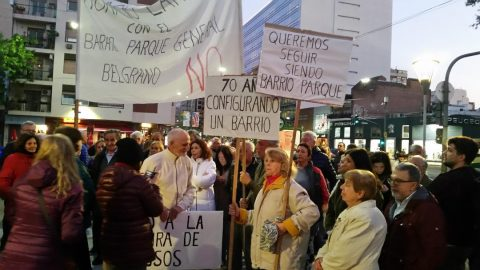 Horacio R Larreta – Con nuestro barrio NO