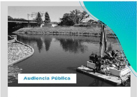 ACUMAR / Audiencia Pública: Tres líneas de acción por el saneamiento del Matanza Riachuelo
