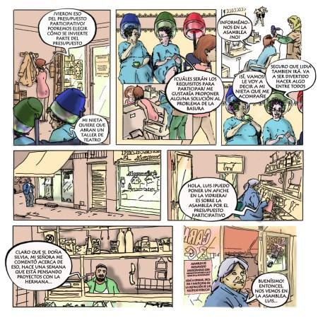 Participación Ciudadana en la CABA. Comunas