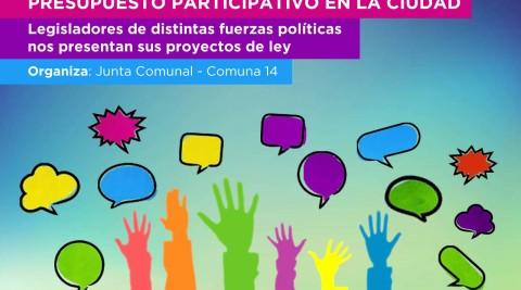 Charla Abierta del PP de la CABA en la Comuna 14