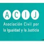 ACIJ-Asociación Civil por la Igualdad y la Justicia